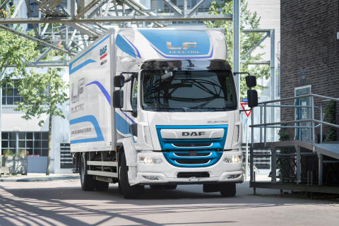 1. DAF LF Electric