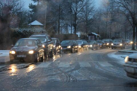 Vintervejret er kommet - vælg de rigtige dæk nu