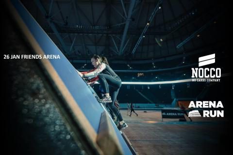 NOCCO x ArenaRun - träna inför ArenaRun