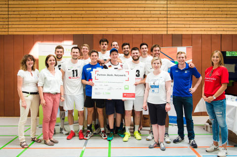 Gewinner DHM 2017 Volleyball