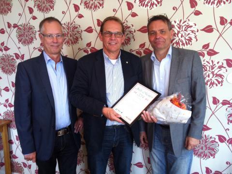 Årets Mentorer i Västernorrland utsedda! En mentor kan bli avgörande för om en företagare lyckas.