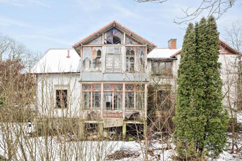 Sekelskiftesvilla med renoveringsbehov toppar första klicktoppen 2018