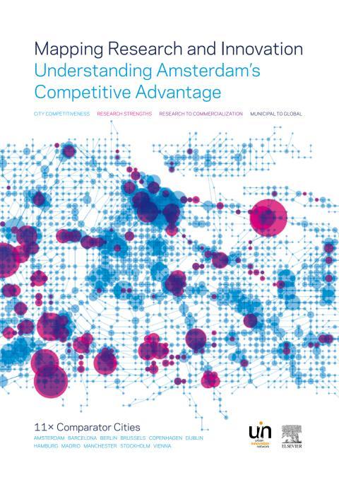 Elsevier-Studie: Understanding Amsterdam's Competitive Advantage