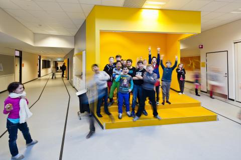 Nordstjerneskolen, New City School Fredrikshavn