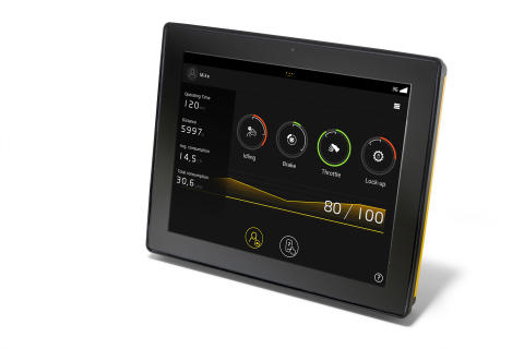 Bild - Operator Coaching i Volvo Co-Pilot