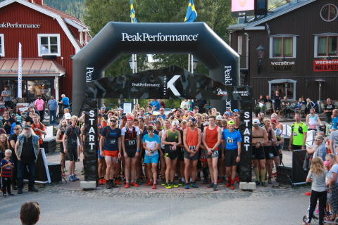 Starten Peak Performance Vertical K