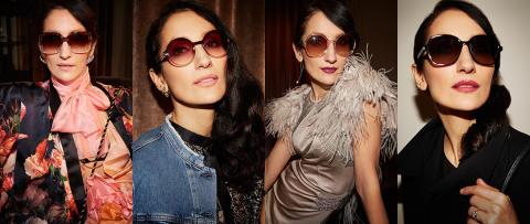 Min glasögongarderob – Marina Kereklidou gör entré i optikvärlden