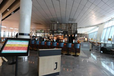 Jamie's Italian har åpnet på Avinor Oslo lufthavn