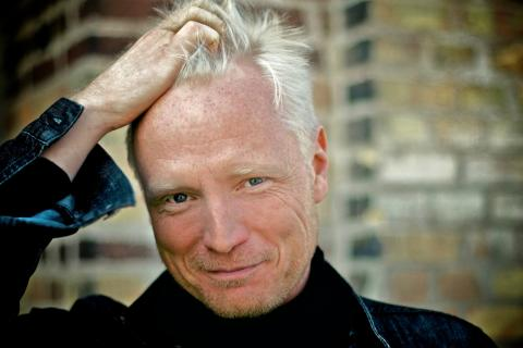 Joakim Lind talar Millenniumeffekter vid Mixed Reality i Ystad den 13-14 september