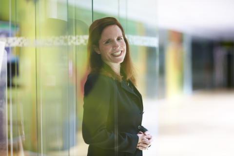 Arla CFO Natalie Knight