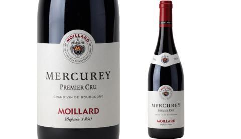 Insmickrande röd Bourgogne från Domaine Moillard