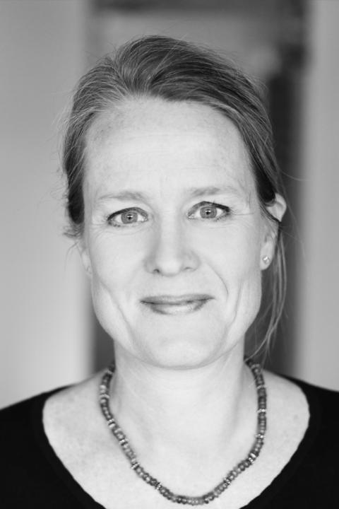 Sjefsdesigner Maud Gjeruldsen Bugge