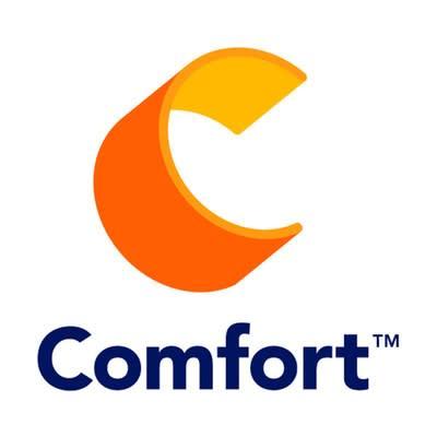 Choice Hotels stellt neues Logo für Comfort Hotels vor
