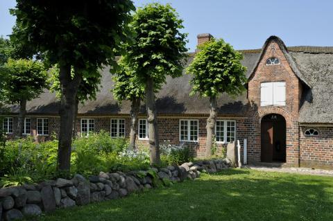 Sønder Sejerslev - sønderjysk gård på Frilandsmuseet