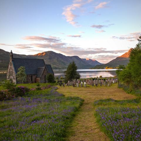St. John's Church in Ballachulish