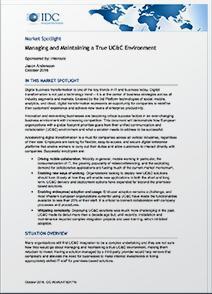 Ny IDC-rapport: företag missar digitala möjligheter