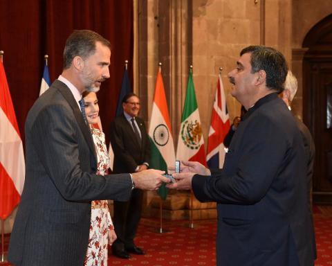 """""""Spanischer Nobelpreis"""" für die SOS-Kinderdörfer / Hilfsorganisation wird mit """"Prinzessin von Asturien""""-Preis in der Sparte Völkerverständigung ausgezeichnet"""