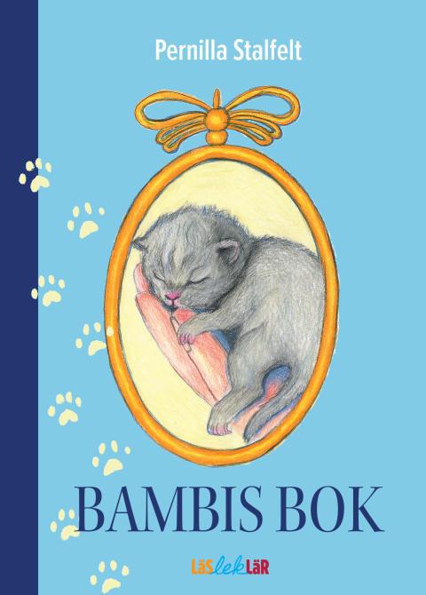 Bambis bok - högupplöst omslag