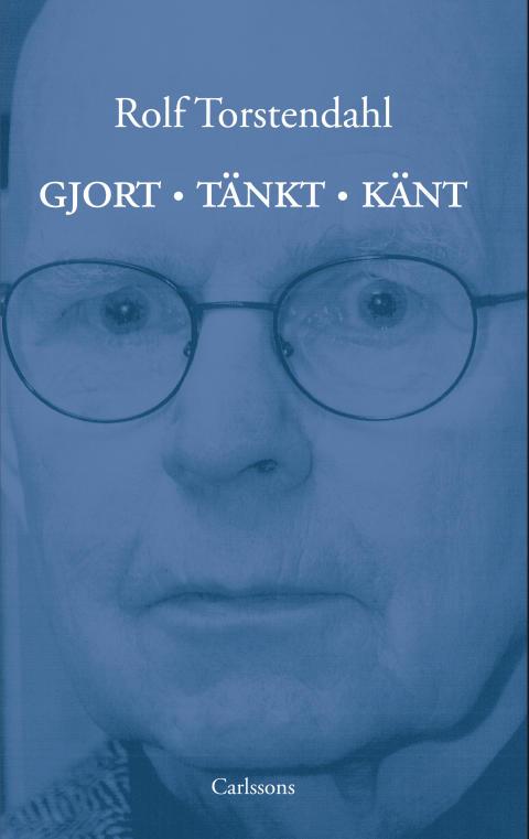 Ny bok: Gjort, tänkt, känt