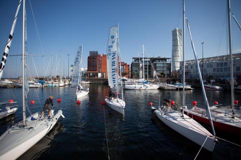 Kustnära segling för Malmöborna