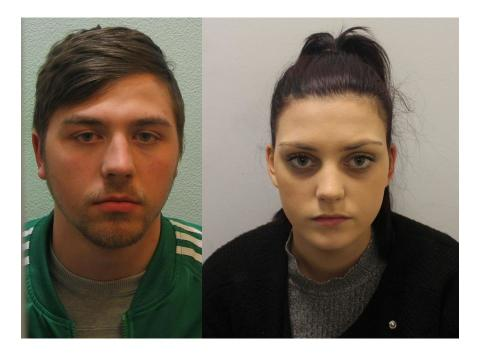 Man and woman found guilty of GBH on minicab driver