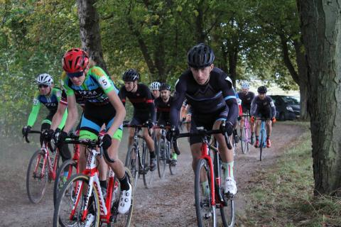 UCI-sejr til Carl Ras CX Team-Sydkysten Cycling-team