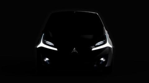 Mitsubishi med to nye konseptmodeller til Genève Motor Show