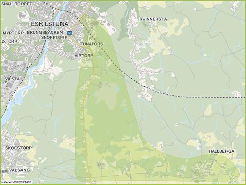 Kokrekommendationer för boende i  Hällberga, Viptorp, Tunafors och Lilla Nyby
