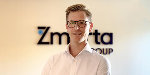 Zmarta Group appoints Tobias Winberg as new CBDO
