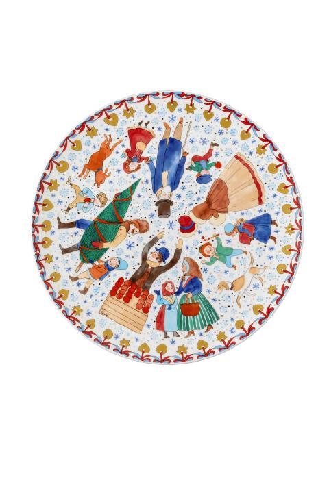 HR_Christmas_market_2019_Buscuit_Plate_28cm