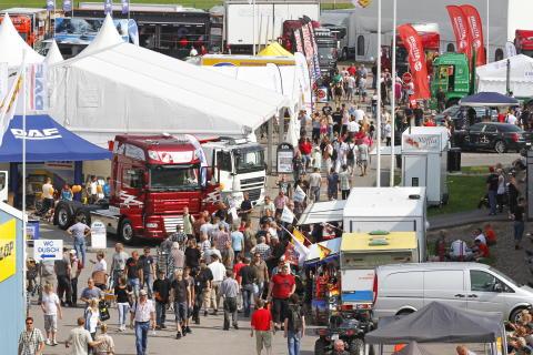 Välkommen till presskonferens inför Trailer Trucking Festival!