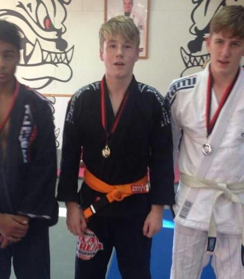 Final Southern England Kids BJJ League of 2015