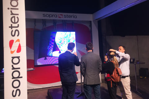 ​Sopra Steria på Oslo Innovation Week 2016