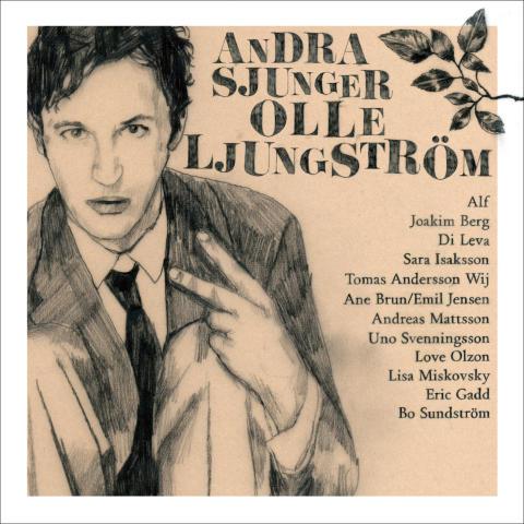 Nu finns albumet Andra sjunger Olle Ljungström uppe som förhandslyssning på MySpace