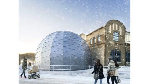 Curiosum är Umeås nya science center