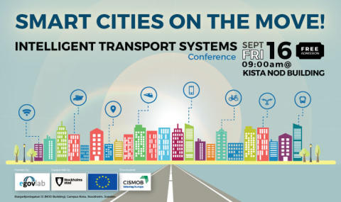 Smart Cities on the Move - Intelligent Transport Systems Conference