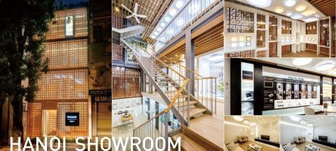 Panasonic turns on the lights at its new showroom in Hanoi, Vietnam