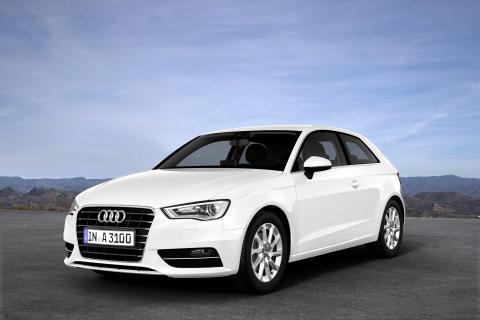 Audi lanserar miljöklassade A3 Sportback 1.6 TDI ultra.