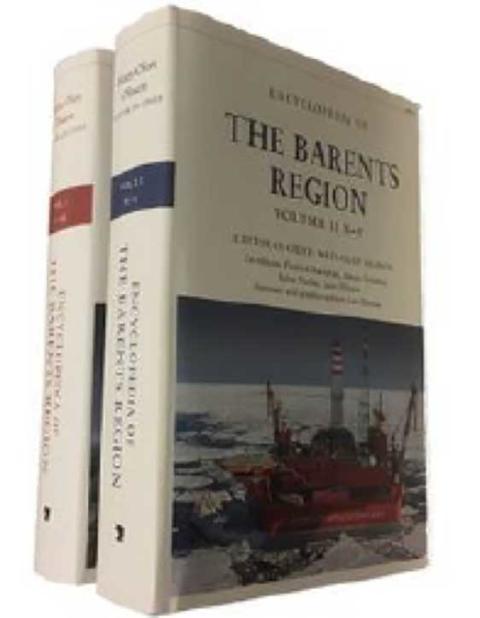"""OBS! Rättelse angående """"Encyclopedia of the Barents Region"""""""