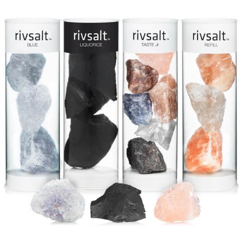 Saltstenar - olika smaker