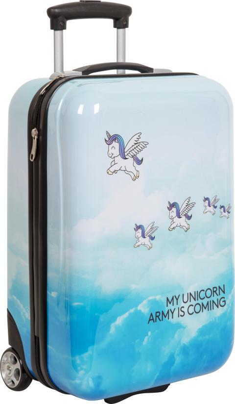 Nille - koffert unicorn