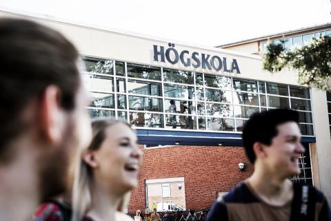 Bra boendesituation för studenter vid Högskolan Väst