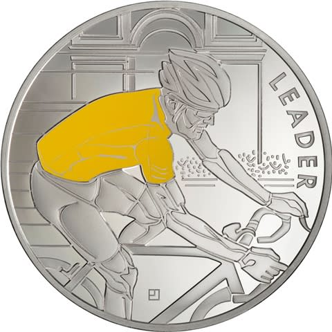 Tour de France - minnesmynt