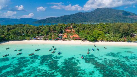 Lancerer Thailands svar på Maldiverne