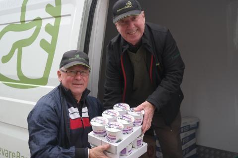 Erfaringer fra andre Fødevarebanker giver ny viden om frivillighed