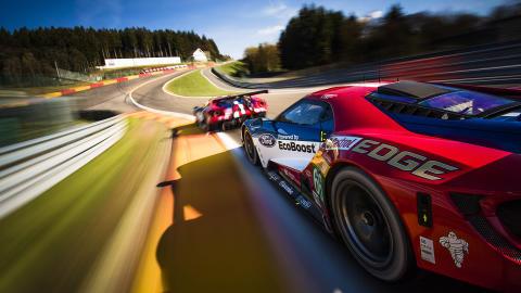 Ford inviterer til Le Mans i Kødbyen
