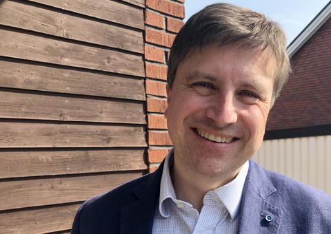 Eric Engelbrektsson ny vd för Junehem AB