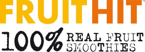 Två läckra och Fairtrade-märkta smoothies