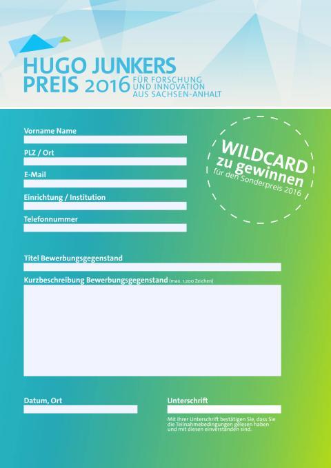 Wildcard-Los HJP 2016