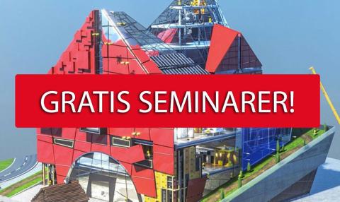 Gratis seminarer – Bygg Reis Deg 17. oktober